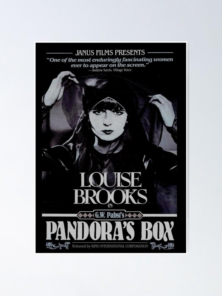 Alternate view of Pandora's Box 1929 Poster