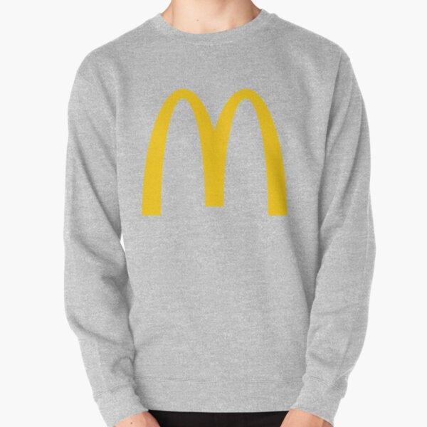 Logo MacDonalds Sweatshirt épais