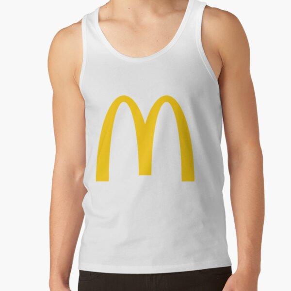 MacDonalds Logo  Tank Top