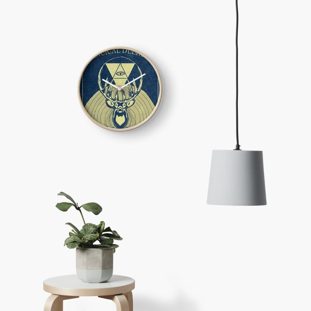 A Magical Deerlixr Clock
