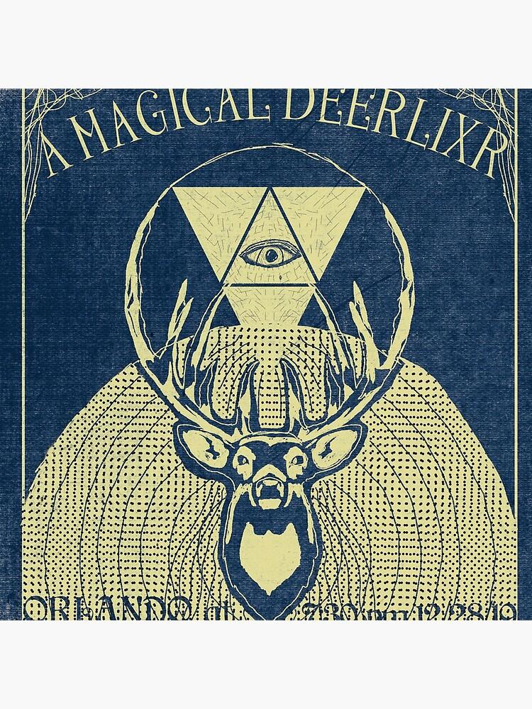A Magical Deerlixr by AJW3-Art