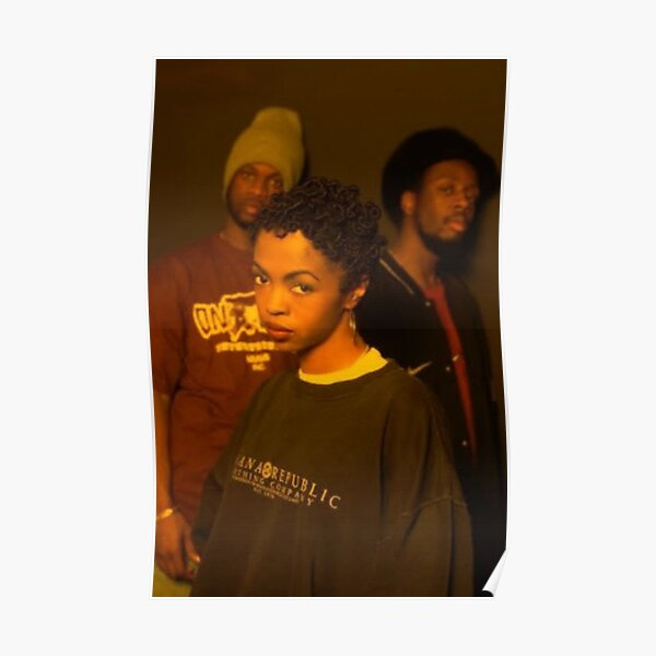 The Fugees Poster