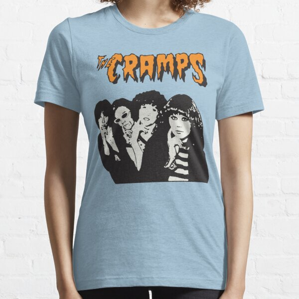 Cramps Band T-shirt essentiel