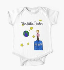The Little Doctor (open background) One Piece - Short Sleeve