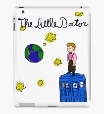 The Little Doctor (open background) iPad Case/Skin
