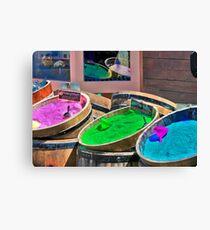 Bath Salts Canvas Print