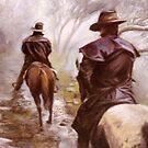 High Country Trail Ride by Lynda Robinson