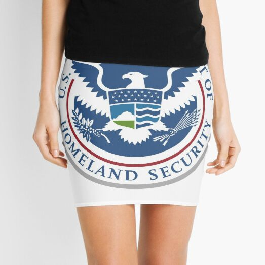 United States Department of Homeland Security, Government department Mini Skirt