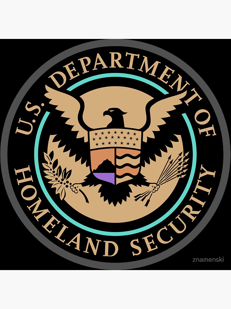United States Department of Homeland Security, Government department by znamenski