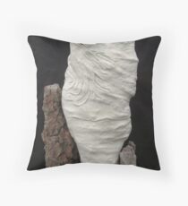 Wrapped In Each Other Throw Pillow