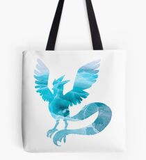 Articuno used sheer cold Tote Bag
