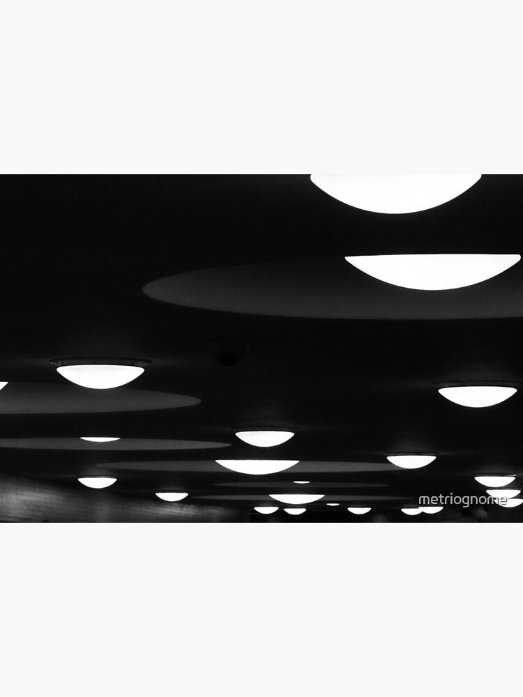 In The U-Bahn by metriognome