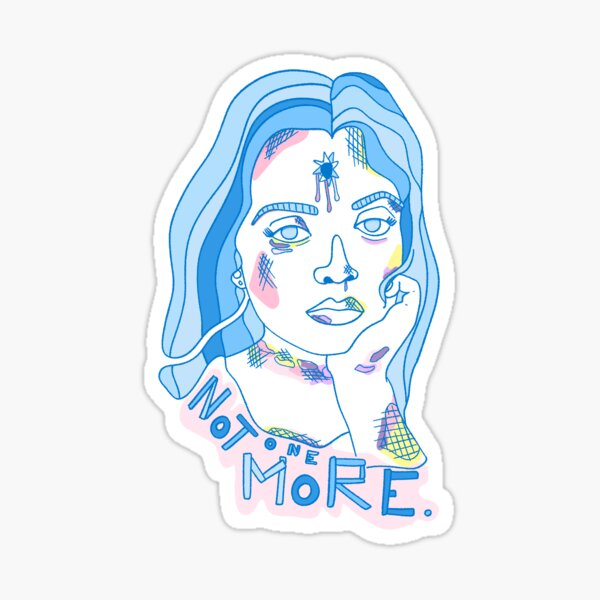 Not One More Sticker