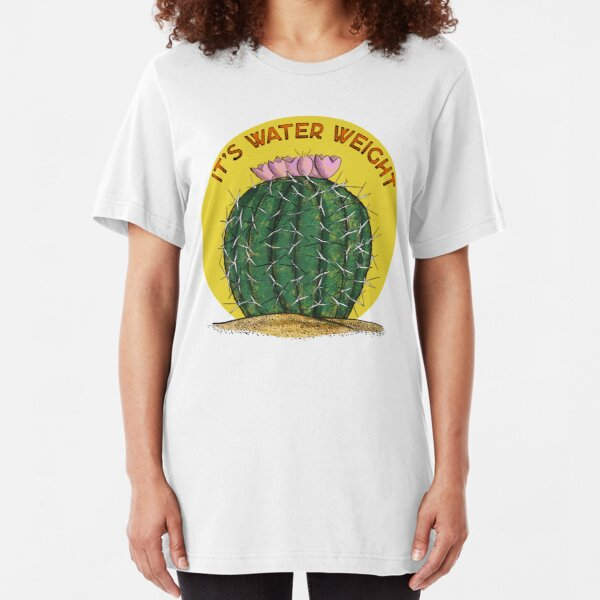 It's Water Weight Slim Fit T-Shirt