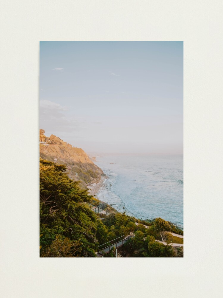 Alternate view of Malibu Coast III Photographic Print