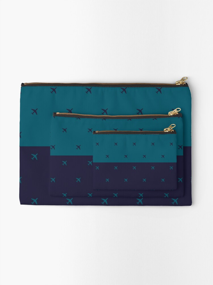 Alternate view of Simplee Travel: Pouch - Design 2 Zipper Pouch