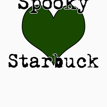 Spooky ♥ Starbuck by easyqueenie