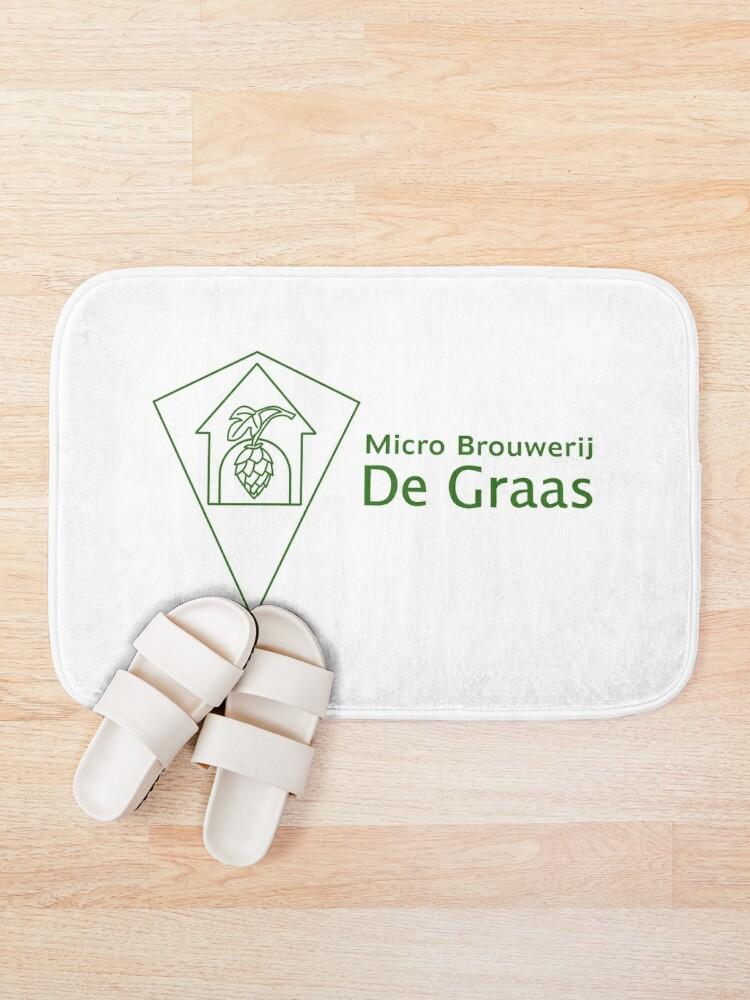 Alternate view of Micro Brouwerij De Graas Bath Mat