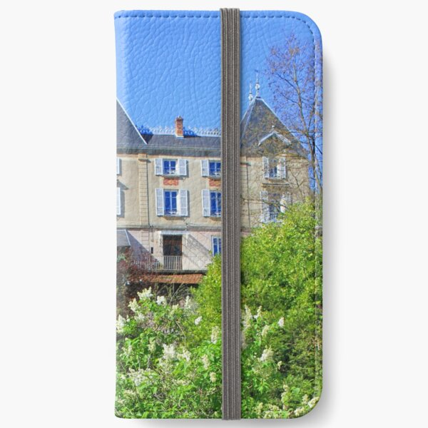 Chateau of France iPhone Wallet