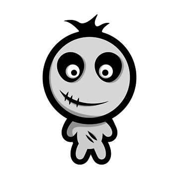Voodude (Voodoo Boy) by illumistration