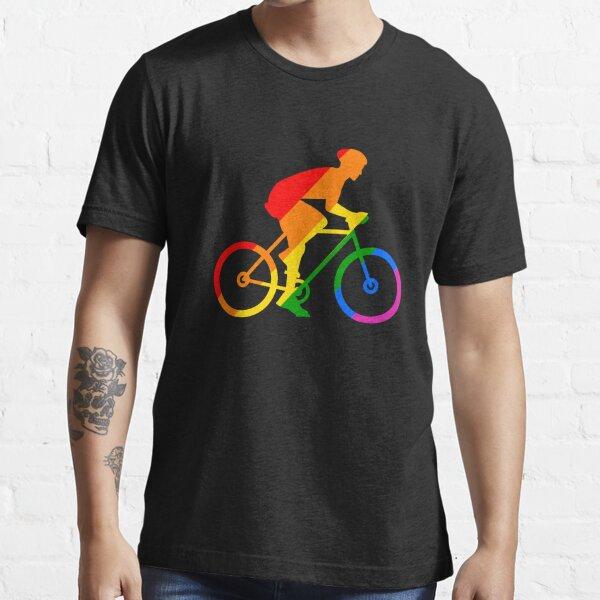 Queer Rennradfahrer Radsport Geschenk Essential T-Shirt