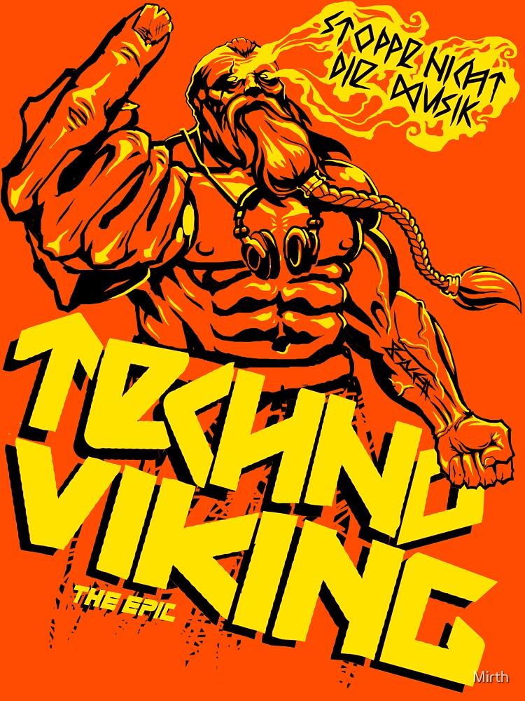 EPIC TECHNO VIKING | Unisex T-Shirt