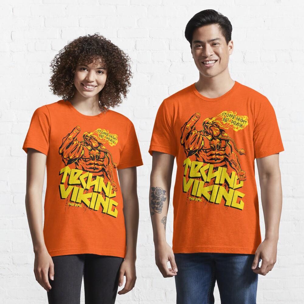 EPIC TECHNO VIKING Essential T-Shirt