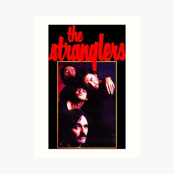 The Stranglers Art Print