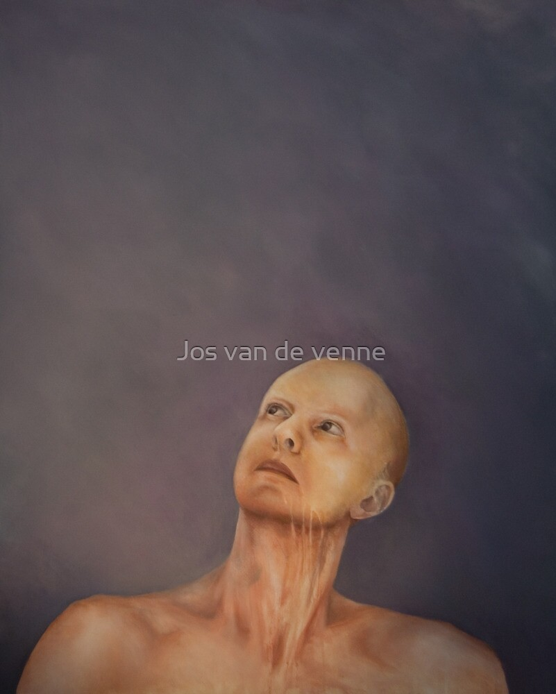 Fear by Jos van de venne