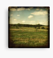 Journey Home #1 Canvas Print