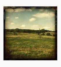 Journey Home #1 Photographic Print