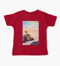 Lone Cypress Tree Pebble Beach California Kids Clothes