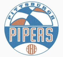 Pittsburgh Pipers Vintage | Unisex T-Shirt