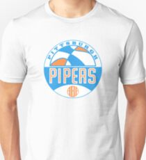 Pittsburgh Pipers Vintage Unisex T-Shirt