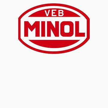 VEB MINOL by bluedog725