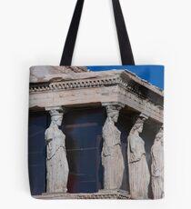 athens acropolis Tote Bag
