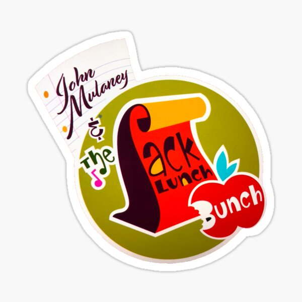 John Mulaney and the Sack Lunch Bunch Sticker
