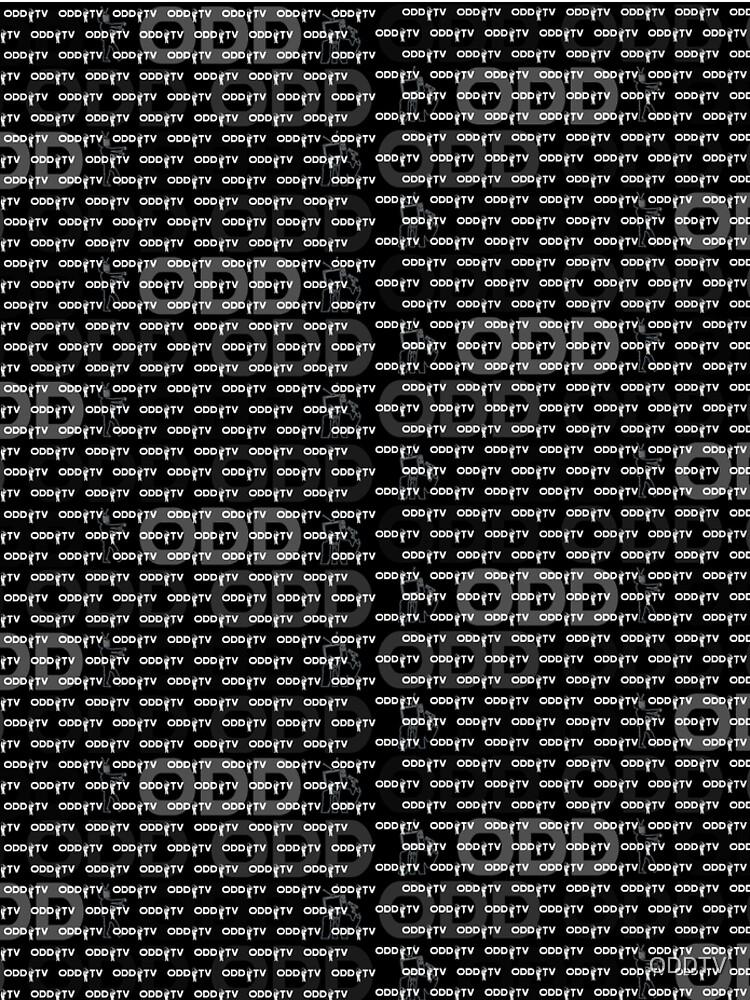 ODD TV logo pattern by ODDTV