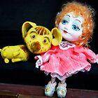Dorothy Gale & Toto by Nina Zabrodina