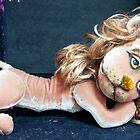 Cowardly Lion by Nina Zabrodina