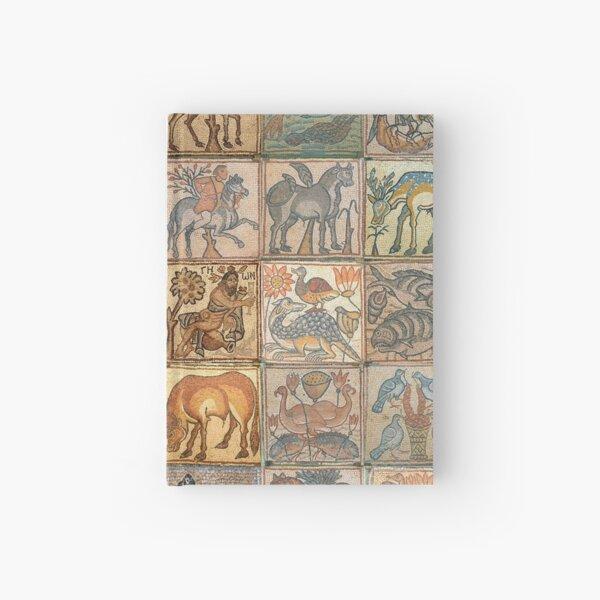 Byzantine Mosaics Hardcover Journal
