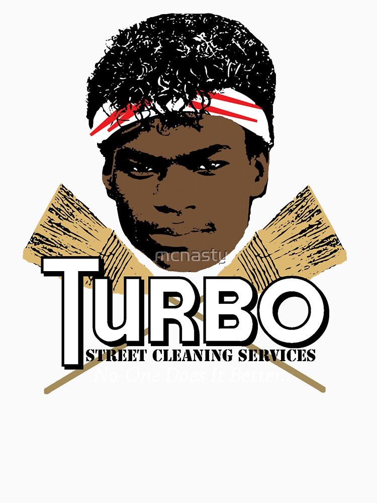 Turbo Street Cleaning Services | Unisex T-Shirt
