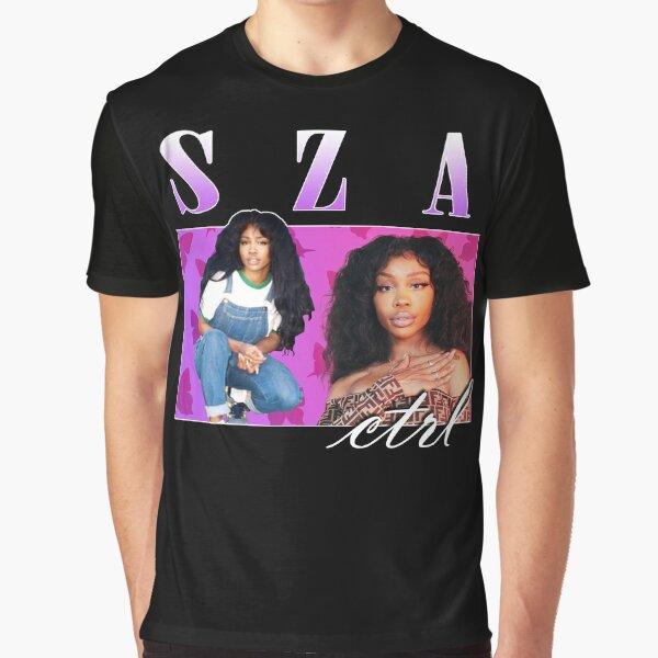 SZA retro vintage hip hop tee 90's aesthetic Graphic T-Shirt