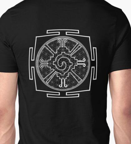 Hunabku_Yantra - Antar Pravas 2011 - Visionary Art T-Shirt