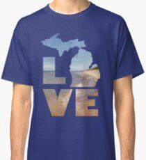 Love in Michigan Classic T-Shirt