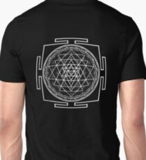 Shri_Yantra - Antar Pravas 2011- Visionary Art T-Shirt
