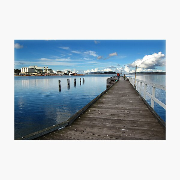 Albany's Old Jetty Photographic Print