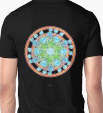 Sporophore_Mandala - Antar Pravas 2011 - Visionary Art T-Shirt