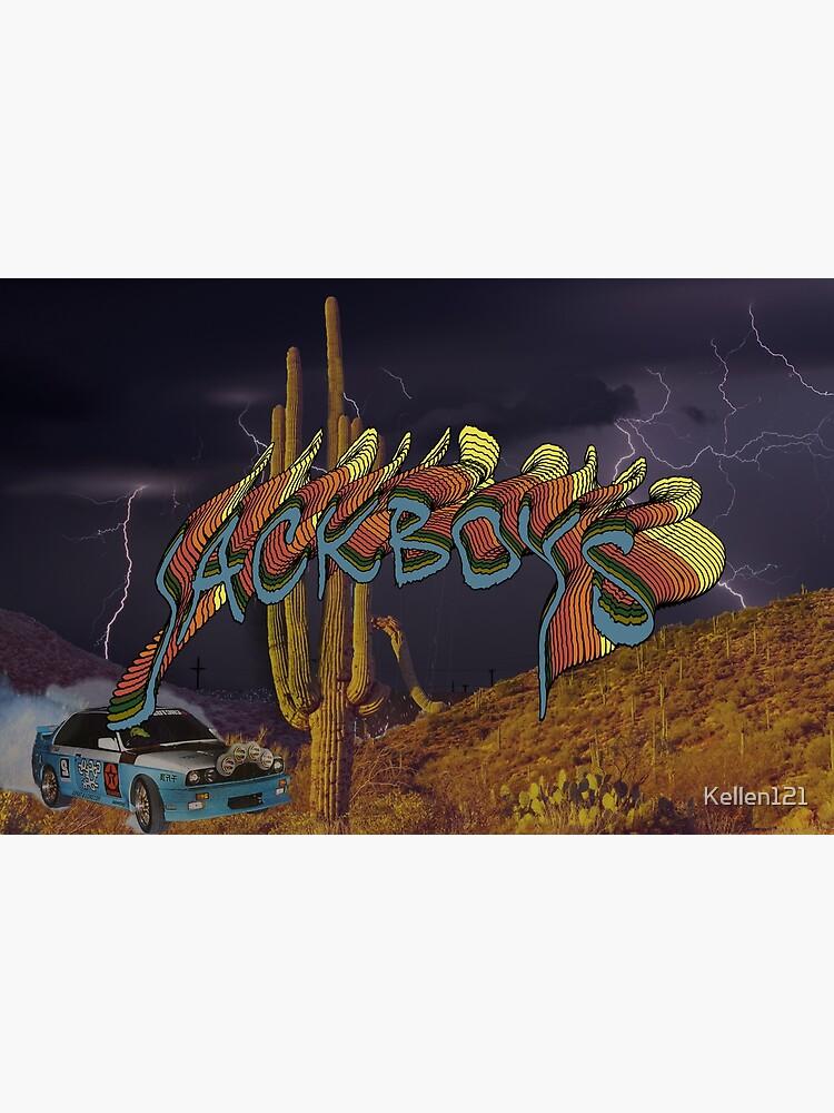 Travis Scott Jackboys by Kellen121