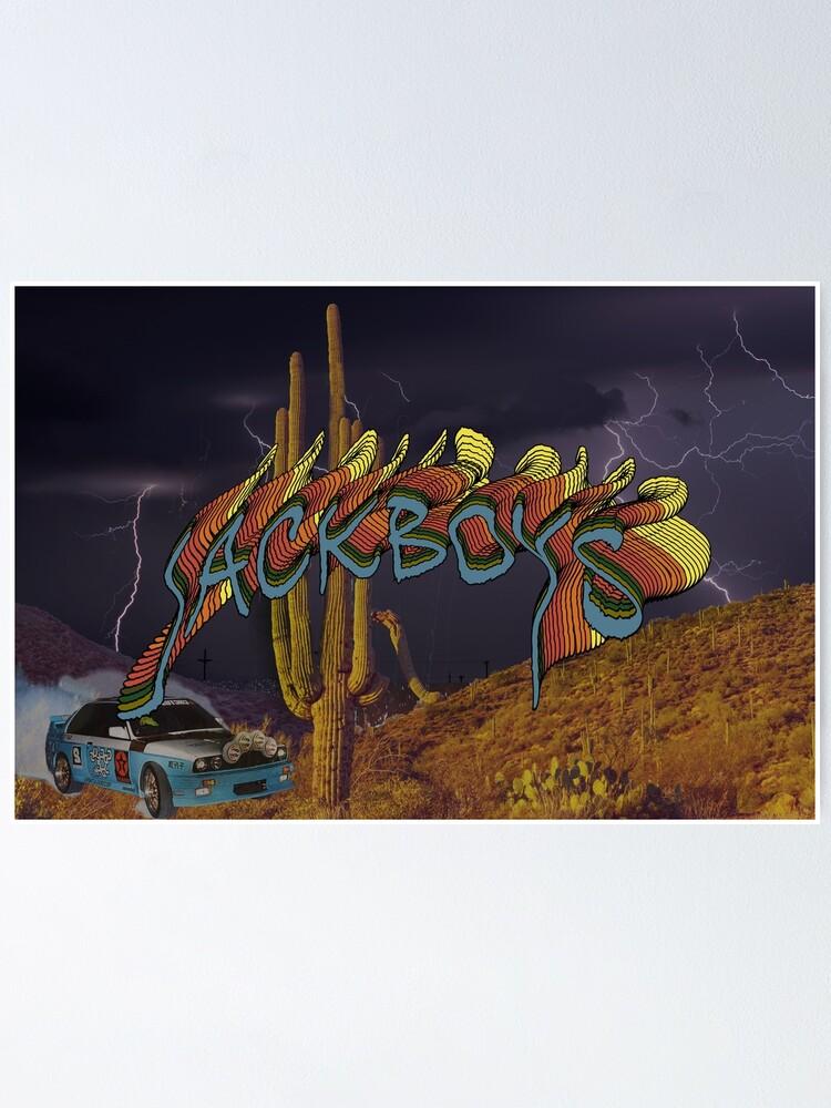 Alternate view of Travis Scott Jackboys Poster